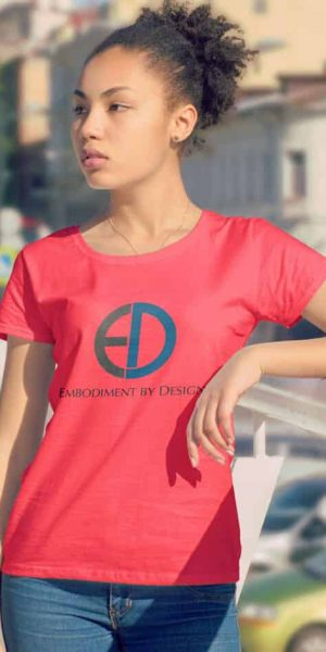 Womens-T-Red